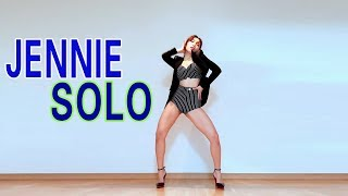 JENNIE 'SOLO' 제니 솔로 Dance cover WAVEYA MiU