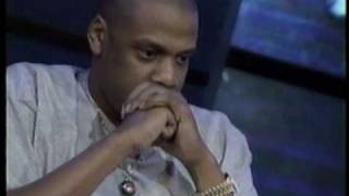 Jay-Z & Foxy Brown interview 1996