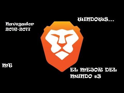 Descargar El Navegador Mas rapido Del Mundo 2016-2017
