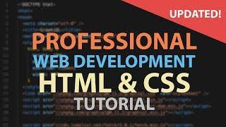 HTML CSS Tutorial for Beginners - Web Development Tutorials For Beginners