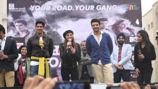 Roadies X2 Promotion At IMS Noida Part 2