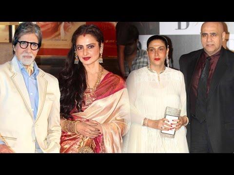 Xxx Mp4 Why Is Rekha Wearing Sindoor For Amitabh Bachchan 3gp Sex