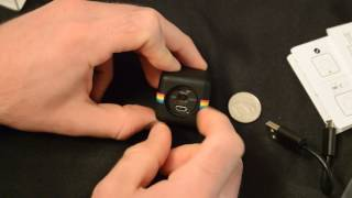 Polaroid Cube HD 1080p Lifestyle Action Video Camera Review