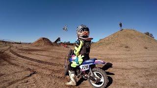 GoPro: 5 Year Old Moto Girl - Taylor Joyce
