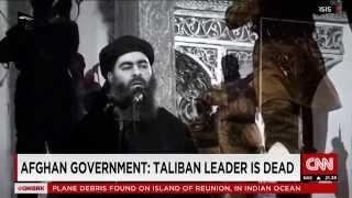 Afghan Government: Taliban Leader Mullah Mohammed Omar Mujahid Is Dead