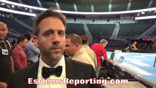 MAX KELLERMAN: MAYWEATHER 0% CHANCE IN MMA; MCGREGOR 0% CHANCE IN BOXING; IT'S A