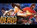 Download Video Download Overwatch: McCree is DEAD! & Ashe Killed Him! - Meta Discussion 3GP MP4 FLV