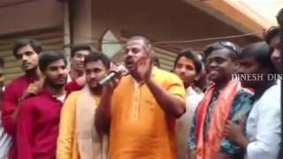 Rajasingh speech,Laddu yadav,Bithiri sathi,Ale jithendra at Badruka college ganesh nimarjan