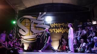 Hip Hop Pro semifinal | Hmel vs Squaker | Stamina Battle 2018