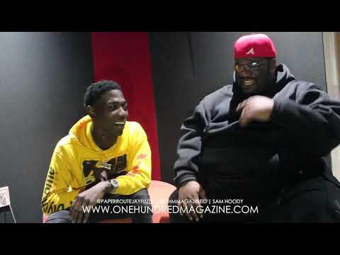 Paper Route Fizzle Speaks On Being Big Grape And Its Meaning