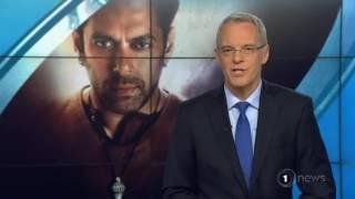 New Zealand media talking about salman khan Da-bang tour