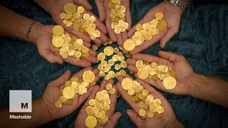 $4.5M of Gold Recovered From 300-Year-Old Shipwreck in Florida | Mashable News