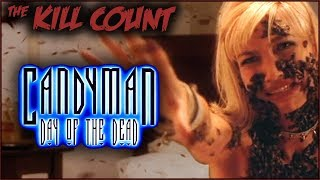 Candyman 3: Day of the Dead (1999) KILL COUNT