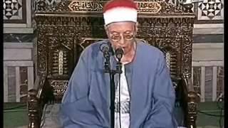 فضيلة الشيـخ محمد أحمد شبيب وتلاوة قرآن فجر 13 رمضان 1428 هـ   الموافق 25 9 2007 م