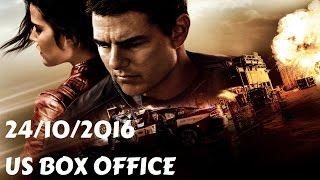 The Reviewer | US Box Office (24/10/2016) أفلام البوكس أوفيس
