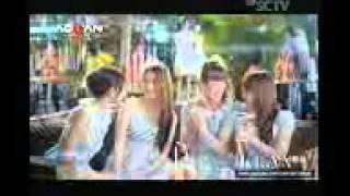 JKT48 Iklan Advan-Gaia-Tab
