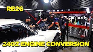 240Z - RB26 Engine Conversion [Part 2]