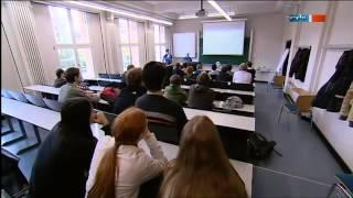 Ausschnitt Mach Dich Ran 23.11.10 - Mario D. Richardt als Informatik-Student an der HTWK
