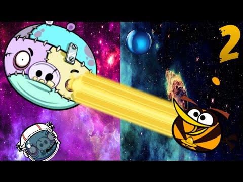 Xxx Mp4 BUBBLES VS ZOMBIE SPACE PIGS Part 2 Angry Birds Animation 3gp Sex