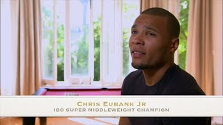 (IN DEPTH)  EUBANK JR TALKS ABOUT HIS CAREER , HATERS ONLINE AND MUCH MORE.