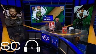 Kyrie Irving gushes over Celtics teammates: 'I'm nothing but proud of them'   SC with SVP   ESPN
