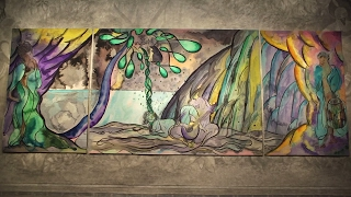 Chris Ofili: Weaving Magic at The National Gallery on The Art Channel