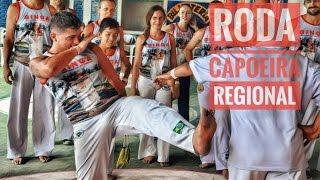 Roda de Capoeira - Capoeira Regional, Ginga Sem Limite VIII.