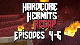 Hardcore Hermits Recap - Episodes 4-6!