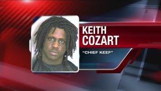 Chief Keef's rap sheet too hot for Milwaukee club