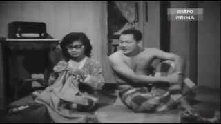 Malam Bulan Dipagar Bintang - P.Ramlee (Pendekar Bujang Lapok 1959)