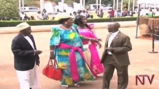Kabaka Ronald Mutebi opens Lukiiko at Bulange