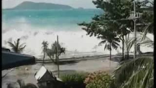 Tsunami en Banda Aceh, Indonesia