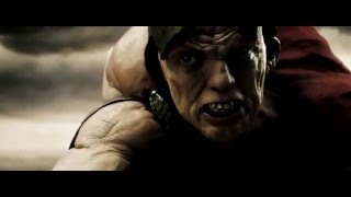 300   Raise Your Shield!  Ephialtes asks to join Leonidas
