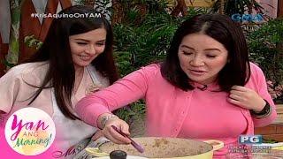 Yan Ang Morning!: Binagoongang Baboy by Kris Aquino