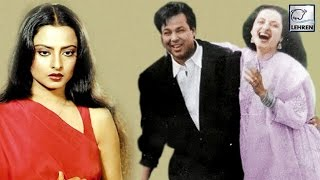 Rekha's Husband Mukesh Agrawal MYSTERIOUS Death??