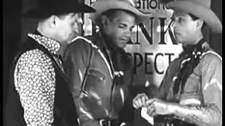 The Three Mesquiteers (1936) Western Movies Full Length English