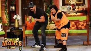 Salman Khan On Comedy Nights LIVE | Sultan Special Episode | 2nd July 2016