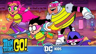 Teen Titans Go! | Teenage Ninja Titans