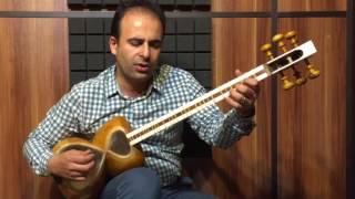 رنگ بیات ترک رکن الدین مختاری ردیف مقدماتی تار و سه تار موسی معروفی   نیما فریدونی تار