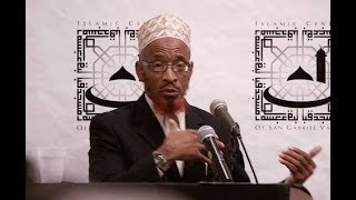 Sheikh Khalid Yasin In Nigeria