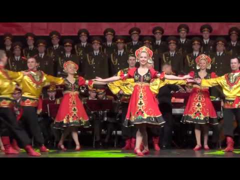 Russian dance. Alexandrov ensemble. Red Army Choir. Ансамбль Александрова. Русская плясовая