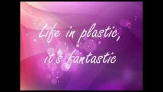 Jessica feat. Key- Barbie Girl Lyrics