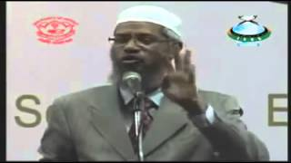 Brilliant Answer To A Question - Dr Zakir Naik In Kerala