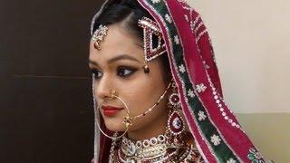 Muslim Bridal Makeup - Bangladeshi Bride