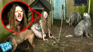 5 Children Who Were Raised By Animals - Feral Children