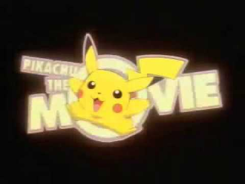 The Destruction of the Pikachu The Movie logo