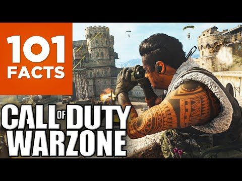 101 Facts About Call of Duty