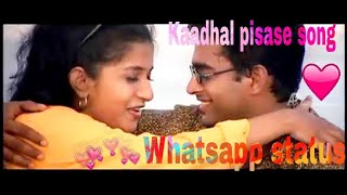 Kaadhal pisase | konjam sirithai | run movie | whatsapp status | love tamil status❤ | madhavan