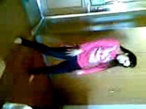 kashmiri girl dance video