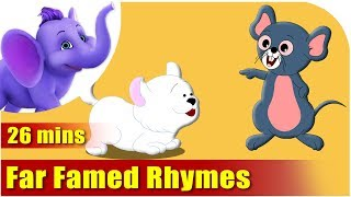 Nursery Rhymes Vol 6 - Collection of Thirty Rhymes